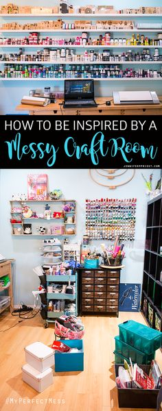 Messy Craft Rooms are totally OKAY! See how the perfect messes in our craft spaces and our lives can be used as inspiration in this new post on my blog: http://www.jenniferppriest.com/messy-craft-room-myperfectmess/   What's your perfect mess? Share it with @STAINMASTER by posting a pic on social media with the hashtag #MyPerfectMess to enter to win free STAINMASTER flooring for one room plus a $500 retail gift card! All the details are linked in this post! #Ad