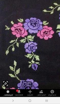 Buffalo Check, Edc, Embroidery, Iphone, Wallpaper, Model, Stitching, Needlepoint, Costura