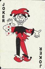 Joker playing cards, jeu de cartes