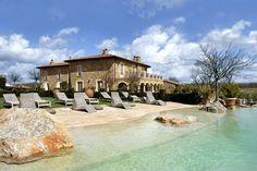Borgo Santo Pietro  Siena Area, Tuscany, Italy