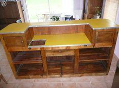 Pingl par manuel tracteur sur comptoir de bar en formica for Leboncoin moselle ameublement