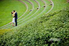 Portland, OR spring engagement shoot