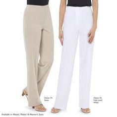 Classic Womens Slenderizing Pants - Women's Clothing, Unique Boutique Styles & Classic Wardrobe Essentials
