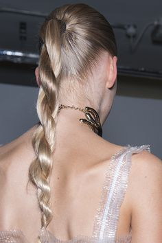 Twists and braids are a key trend for spring/summer 2016 #BazaarLoves #HairTips #HairTrends