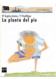 La planta del pie  Libros Infantiles