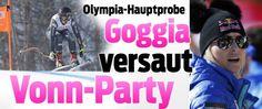 DH Sofia Goggia schnappt Lindsey Vonn den Sieg weg