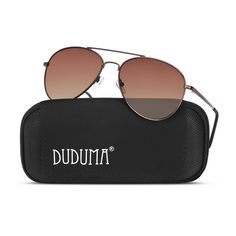 22a40b7030 Duduma Aviator Sunglasses for Mens Womens Mirrored Sun Glasses Shades with  Uv400
