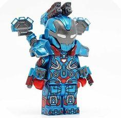Armadura Ninja, Lego Wallpaper, Lego Iron Man, Lego Universe, Lego Custom Minifigures, Cuadros Star Wars, Lego Creative, Lego Sculptures, Micro Lego