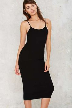 Throw a Curve Bodycon Dress - Back In Stock