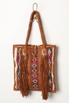Marrakech Tote...wonder if I could weave something like this on the inkle loom?