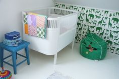 new baby bedroom