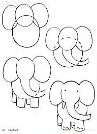 how to draw animals step by step for kids - Google Search
