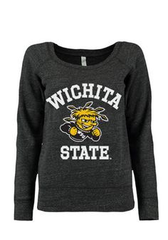 Wichita State Shockers Womens Black Crew Neck Sweatshirt http://www.rallyhouse.com/wichita-state-shockers-womens-black-marled-crew-crew-sweatshirt-52090062?utm_source=pinterest&utm_medium=social&utm_campaign=Pinterest-WSUShockers $52.99