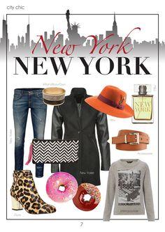 New York fashion style