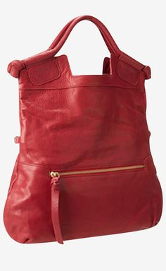 Foley + Corinna Red Tote