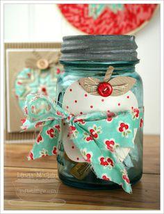 Caramel Apple Jar