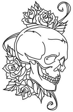 29 Ideas For Wood Burning Templates Pyrography Patterns Urban Threads Pyrography Patterns, Wood Carving Patterns, Skull Coloring Pages, Coloring Book Pages, Colouring, Paper Embroidery, Embroidery Patterns, Wood Burning Stencils, Stencil Wood