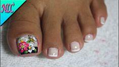 Fails art paso a paso mariposa 23 best ideas Ladybug Nails, Bee Nails, Pink Nails, Cute Toe Nails, Sassy Nails, Toe Nail Art, Diy Acrylic Nails, Summer Toe Nails, Painted Toes