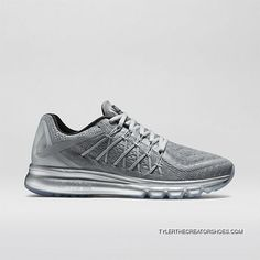 the latest 93977 251b3 Mens Nike Air Max 2015 Reflective Reflect SilverReflect Silver TopDeals