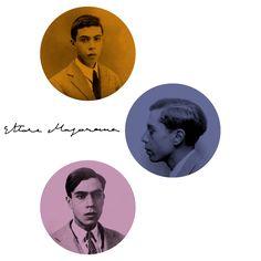 Lodlive — August 5, 1906. Ettore Majorana is born in Catania.