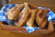 OLD TIMEY FRIED APPLE PIES