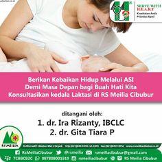 Klinik Laktasi di RS MEILIA • • #sakit #penyakit #sehat #kesehatan #rumahsakit #dokter #spesialis #perawat #rsmeilia #cibubur #depok #cileungsi #bekasi #bogor #jakarta #indonesia
