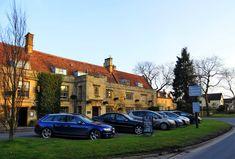 Moreton-in-Marsh - Manor House Hotel