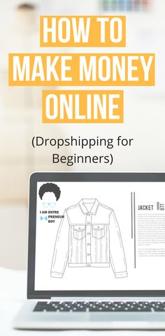 The concept of starting an online business doesn't have to be hard. One of the easiest ways on how to make money online is opening your own store. Learn dropshipping for beginners and earn extra income