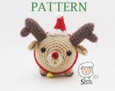 Afbeeldingsresultaat voor tsum tsum free crochet pattern
