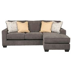 Hodan Sofa Chaise Marble - Signature Design by Ashley : Target