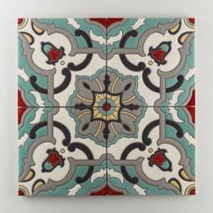 Mediterranean homes – Mediterranean Home Decor Spanish Kitchen, Spanish Tile, Spanish Modern, Fireclay Tile, Handmade Tiles, Mediterranean Home Decor, New Home Designs, Tropical Decor, Tile Patterns