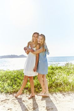 Summer isn't really Summer without your besties and sundresses. Shop Altar'd State now!