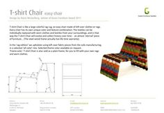 T-shirt Chair - ArchiExpo