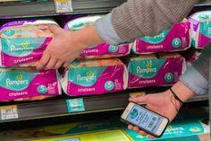 Las estanterías se vuelven inteligentes: un sistema avisa cuando se agota un producto. #tecnologia