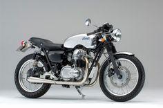 Kawasaki W400 by WM Production Team