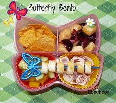 Butterfly Bento #melissanddoug