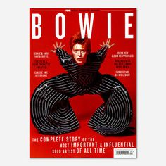 News — David Bowie David Bowie, The Collector, All About Time, Music, Magazine, Cover, Room, Musica, Bedroom