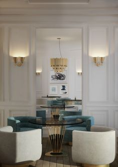 Top 5 Statement Dining Room Tables From Luxury Brands   Dining Room Ideas. Dining Room Furniture. #diningroomtable #diningtable #diningroomideas Read more: http://diningroomideas.eu/statement-dining-room-tables-luxury-brands/