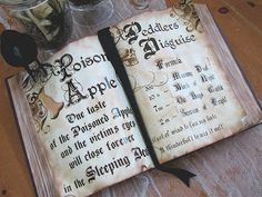 I love the spellbook.. but some other cute Halloween decorations also