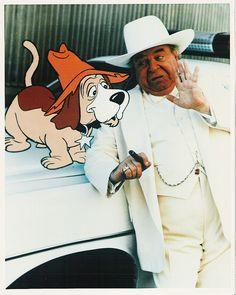 dukes of hazzard roscoe's dog | Hanna-Barbera's Dukes of Hazzard cartoon publicity photo, 1983