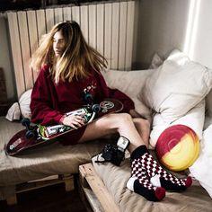 """Happy Socks made my day  #happysocks @happysocksofficial"""