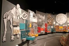 Rapid City, SD - The Journey Museum brings together prehistoric and historic displays to tell the story of the Great Plains from the perspective of the Lakota people to the pioneers who shaped its past to the scientists who study it now.