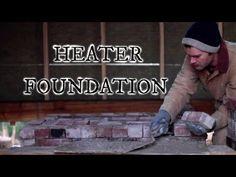 Masonry Heater Foundation - Masonry Heater Association