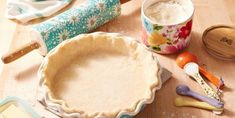 all butter pie crust recipe Easy No Bake Desserts, Dessert Recipes, Sweet Desserts, Dessert Ideas, Key Lime Pie Cheesecake, All Butter Pie Crust, Pie Crust Recipes, Pie Crusts, Fresh Strawberry Pie