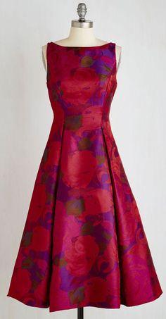 Extraordinary Epicure Dress