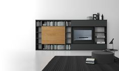 28 best Pari & Dispari Bookcase images on Pinterest | Contemporary ...
