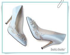 Top 15 Blue Wedding Shoes over on A Bride's Advice (www.abridesadvice.com