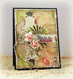Pickled Paper Designs: October Diva Inspirations Hop
