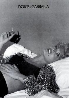 Linda Evangelista, Spring 1991.