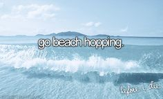 supreme bucket list done! Ocean Quotes, Beach Quotes, Vacation Packing Checklist, Stuff To Do, Things To Do, Girly Things, Supreme, Bucket List Before I Die, Life List